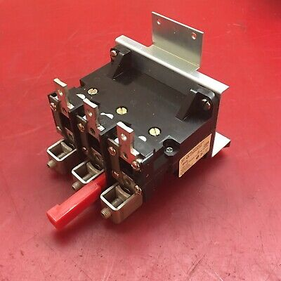 Westinghouse AN43A Non Compensated Model J Thermal Overload Relay