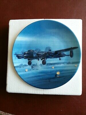 Royal Worcester Wilfred Hardy The Dambusters Safe Return