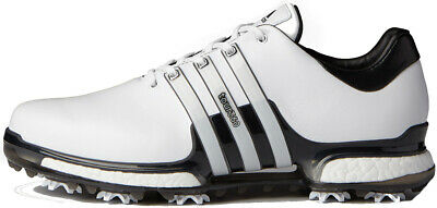 Adidas Tour 360 Boost 2.0 Golf Shoes White - Choose Size & Width