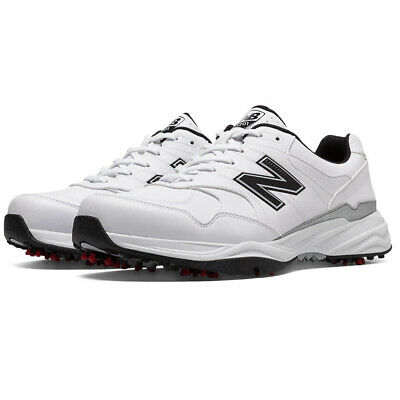New Balance Control Series 1701 Golf Shoes White/Black - Choose Size & Width