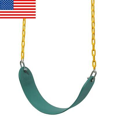 Heavy Duty Swing Seat Set Accessories Replacement Swings Slides Gyms Outdoor