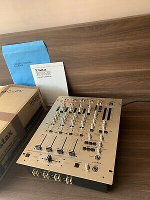 RARE Vestax PMC-55 Proffesional 4 Channel DJ Mixer [Rotary Convertible]