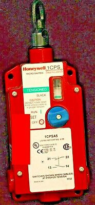 Honeywell Cable Pull Micro Switch 1Cpsa5
