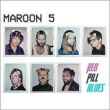 Maroon 5 Red Pill Blues Brand New CD in wrapper - Free media mail ship in USA
