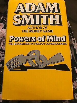 Adam Smith- Powers Of The Mind, Vintage Book, Collectors Item, Hardback, Reading