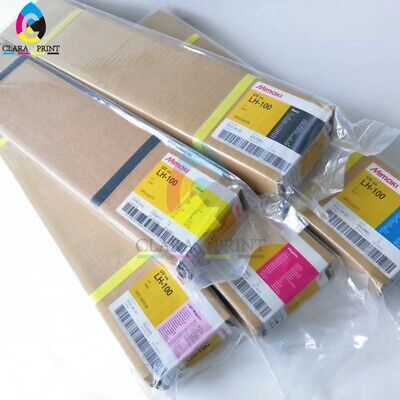 4 colors/set Original Mimaki LH-100 UV-curable Ink for UJF-3042 UJF-6042 UJV-160