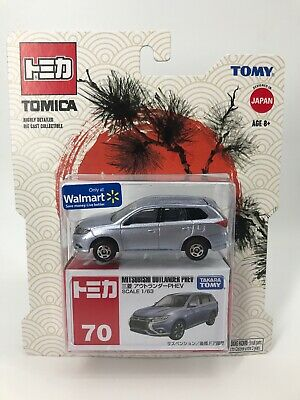 2019 Tomica Tomy Mitsubishi Outlander Phev Walmart Exclusive SHIPS OUT FAST 1:63