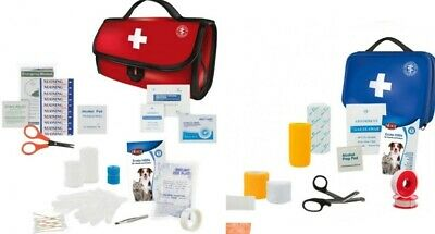 First Aid Kit Dog Cat Vet Travel Accessory Kit for Pets Perfect for Emergencies