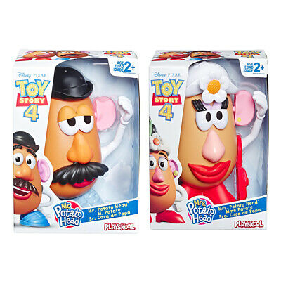 Playskool Disney Pixar Toy Story 4 Potato Head Figure - CHOICE OF MR OR MRS