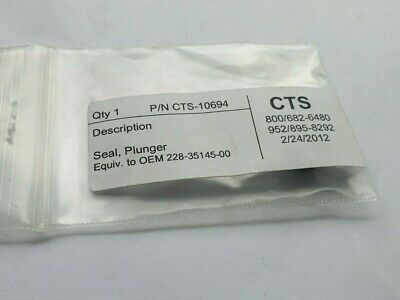 Cts Cts-10694 Seal Plunger (R4S11.2B1)