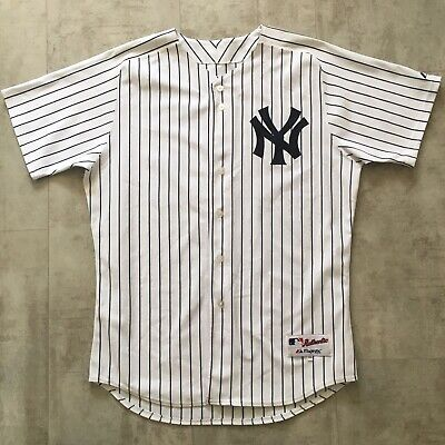 New York Yankees Majestic Athletic MLB Authentic Collection Baseball Shirt (XL)