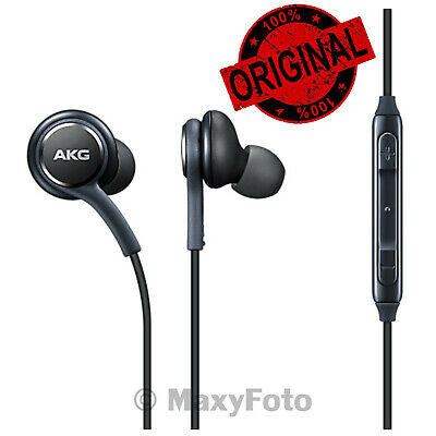 SAMSUNG AURICOLARE ORIGINAL Tuned by AKG STEREO IN-EAR EO-IG955 TITANIUM NUOVO