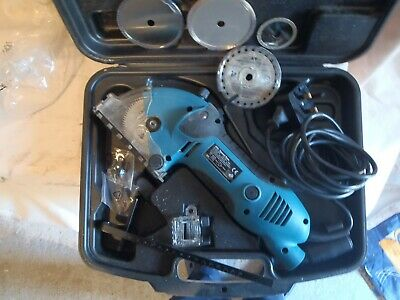 Batavia 450W XXL Speed Saw Mini Hand Circular Saw & Accessories & Case - Used