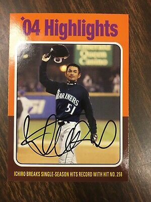 2019 Topps Archives Baseball #315 ICHIRO 1975 Highlights SP