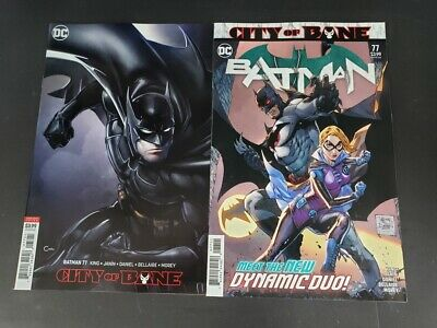 Batman Vol.3 #77 (2019) Cover A/B Set Death of Alfred [NM] SOLD OUT!! 1st Print
