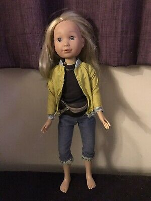 Zapf Creation Baby Annabell Tween Annabell Doll RARE Excellent Condition