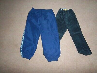 Boys Trousers (2 items) ages 2-4 years