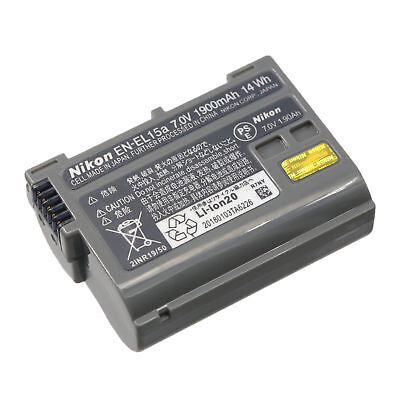 Genuine EN-EL15A Battery for Nikon D850 D7500 D750 D810 D7200 D7000 D7100 camera