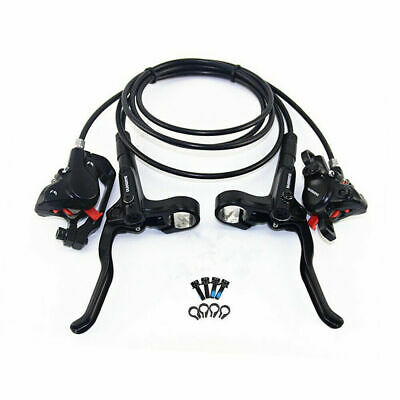 MT200 SHIMANO BR-BL Disc Brake MTB Bike Hydraulic Brake Set Front & Rear Black