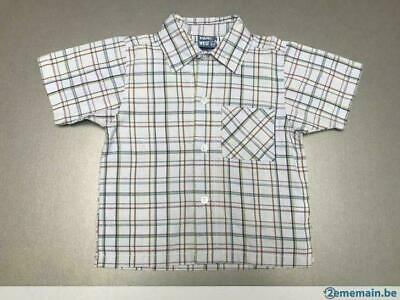 Chemise Babies Wear - Taille 12 mois/80 (SD)