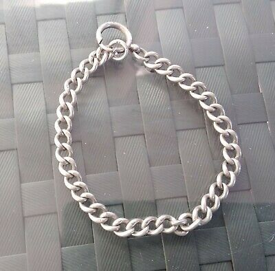 Antique Sterling Silver Bracelet Hallmarked