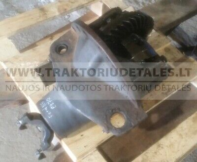 Ford NewHolland 8870 front axle bevel gear set + diferential + housing,