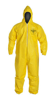 DuPont Tychem 2000 Disposable Chemical Resistant Coverall 3X-Large