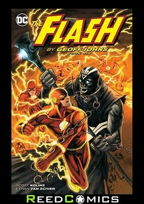 FLASH BY GEOFF JOHNS BOOK 6 GRAPHIC NOVEL (384 Pages) New Paperback