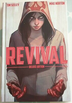 Revival Deluxe Collection Volume 1 by Tim Seeley (Hardback, 2013) *SIGNED* *NM*
