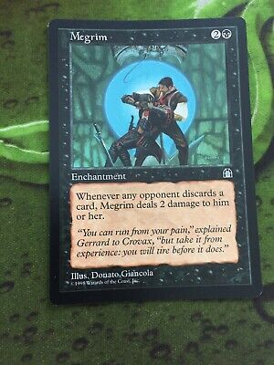 x4 Stronghold Discipline MTG Conspiracy C M//NM English