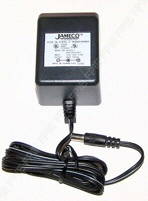 9VDC, 500mA Center Positive Wall AC Adapter (DC905F1)