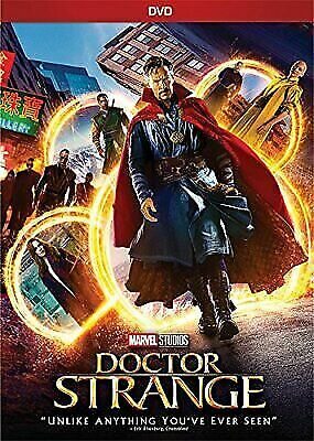 Doctor Strange (DVD, 2017) Marvel Phase 3