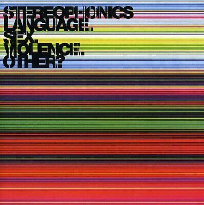 Stereophonics - Language Sex Violence Other? [CD]