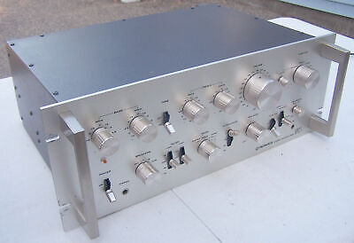 Pioneer Spec-1 Preamplifier Restoration Service Only - No Unit For Sale