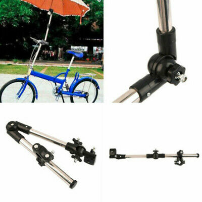 Attachment Umbrella Support Connector Holder Wheelchair Scooter Retractable