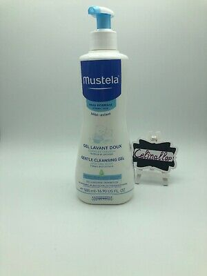 Mustela Baby Gentle Cleansing Gel For Normal Skin 16.9 fl oz EXP9/21 F SHIPP A14