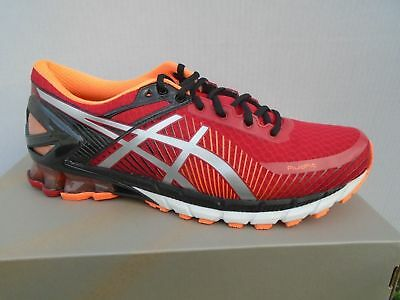 ASICS HOMME GEL Kinsei 6 Chaussures Course Carbone Cuivre