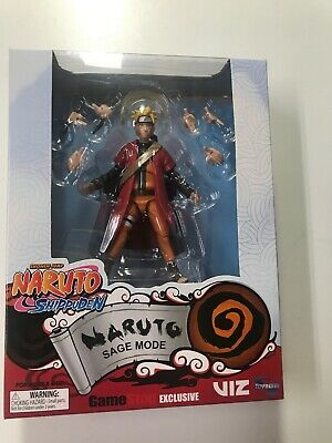Naruto Shippuden Sage Mode Action Figure Exclusive