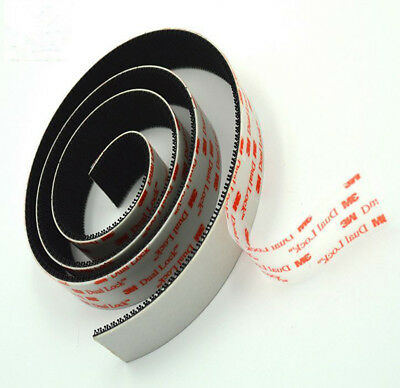 25.4mmx1m 3M Dual Lock SJ3550 Reclosable VHB Mushroom adhesive fastener tape