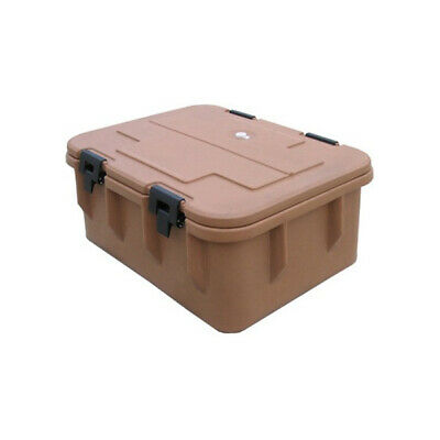 Insulated Food Carrier 20L Top Loading -40°C to 80°C Food Travel Storage Box