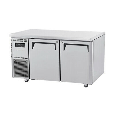Turbo Air Under Counter Side Prep Table Refrigerator / Freezer - 189L / 177L