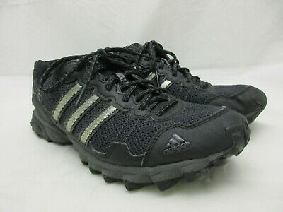 Adidas Rockadia Black Trail Running Shoes Men's Size 8
