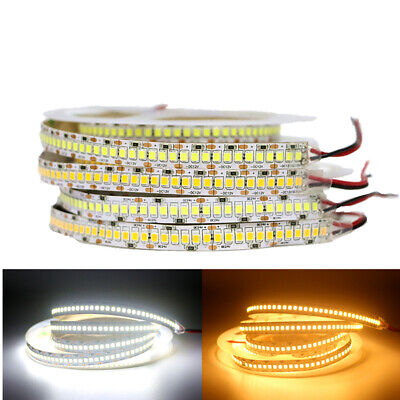 SMD2835 5M 1200Led 240Led/m High Bright Led Strip Light Flexible DC12V Tape Lamp