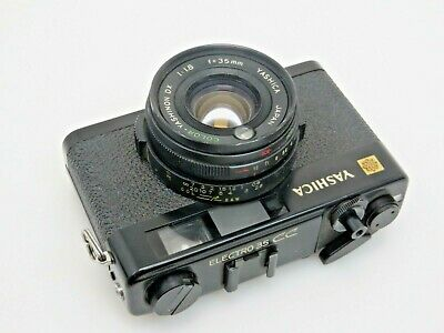 Yashica electro 35 CC No 20704937 mit Color Yashinon DX f1,8 35 mm sr019