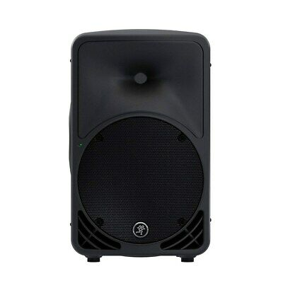 """Mackie SRM350 1000W 10"""" Portable Powered Loudspeaker High-Output Woofer"""