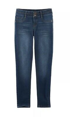 Girl's MUDD FLX Stretch Midrise Dark Wash Jean Leggings Sizes 10    NWT