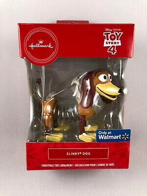 Disney Hallmark Slinky Dog Ornament Exclusive Toy Story 4