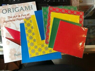 Origami: The Art of Japanese Paper Folidng By Fumiaki Shingu (Expanded Edition)