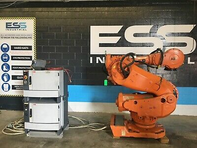 ABB IRB 7600 400kg Robot with IRC5 Controls