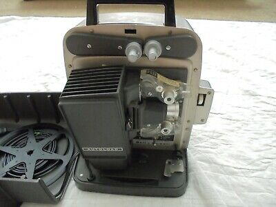 Vintage Bell & Howell Super 8 Movie Projector - Autoload 346A - Very Nice!